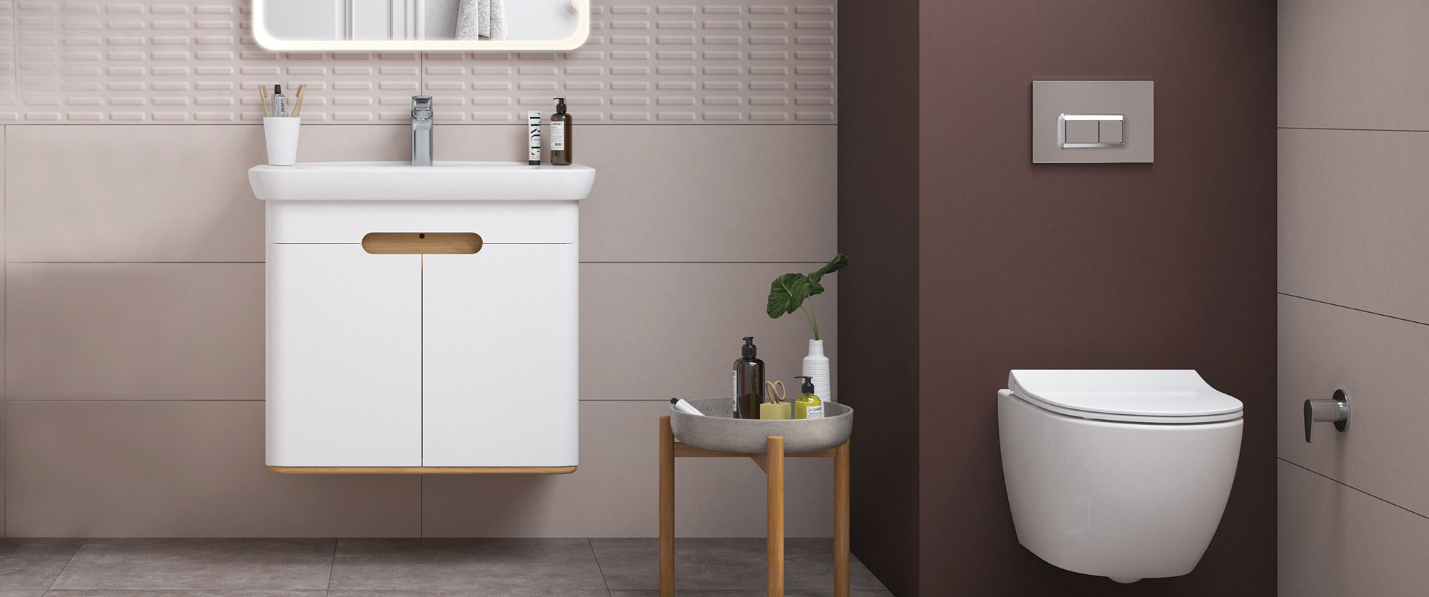 Aesthetic and comfortable designs from VitrA   VitrA Bathrooms India